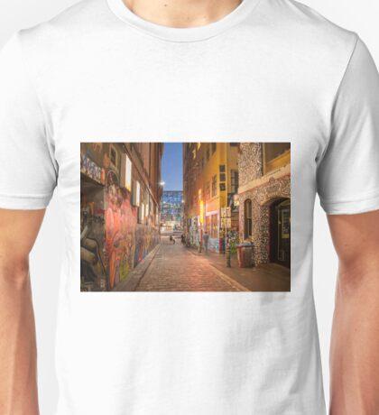 Movida Night View Unisex T-Shirt