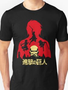 Titan - clean T-Shirt