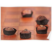 Chocolate Chess Poster
