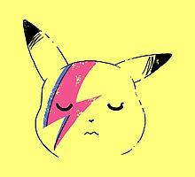 Pika stardust by littlekitsune