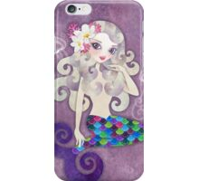 Amethyste Mermaid iPhone Case/Skin