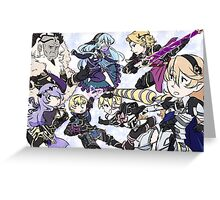 Fates; Nohr Greeting Card