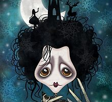 Eerie & Enchanting - The Art of Sandra Vargas by sandygrafik