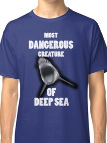 Dangerous Shark Design T-Shirt Classic T-Shirt