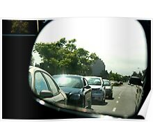 Side View Mirror View!! Poster