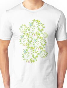 peace flowers Unisex T-Shirt