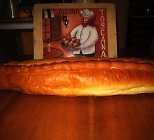 Contrasting Perception(Trabzon Bread and Toscana Bread) by tulay cakir