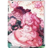 Rose and Lion iPad Case/Skin