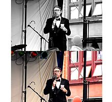 Neil Hamburger. by Paula Bielnicka