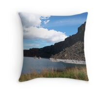 Ancient Lakes Trail #3 Throw Pillow