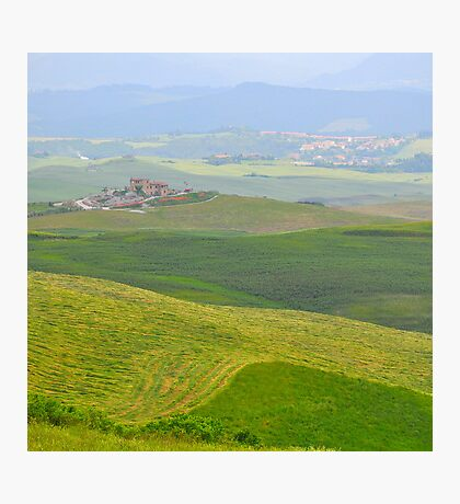 Life On A Hills I Photographic Print