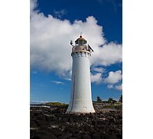 Griffith Island lighthouse Photographic Print