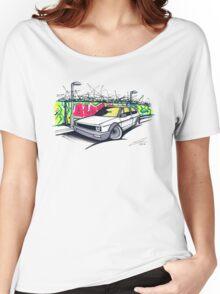 Golf 02 Women's Relaxed Fit T-Shirt