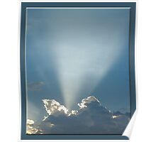 Crystal Clouds Poster