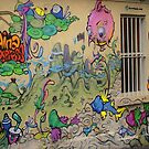wall art by Peta Hurley-Hill