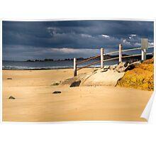 Boat Ramp,Anglesea,Great Ocean Road,Australia. Poster