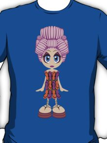 Flip-flop dress doll T-Shirt