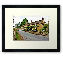 Blacksmiths Arms - Lastingham Framed Print