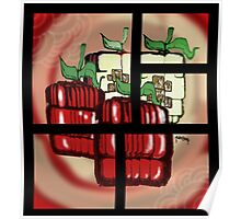 square apples Poster