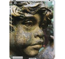 Clay sculpture iPad Case/Skin