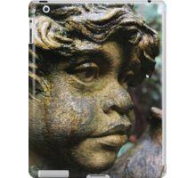 Clay sculpture iPad Case/Skin
