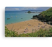 Belvoir Bay Canvas Print