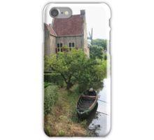 dutch scene at the Openluchmuseum iPhone Case/Skin