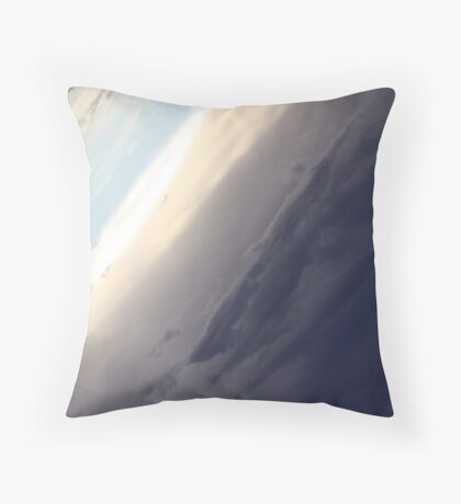 Botswana Sky Throw Pillow