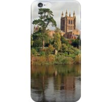 Hereford on Wye iPhone Case/Skin
