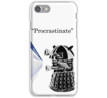 Facebook Procrastinator iPhone Case/Skin