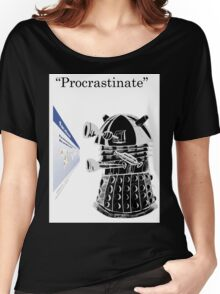 Facebook Procrastinator Women's Relaxed Fit T-Shirt