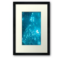 Imaginary Water n°1 Framed Print