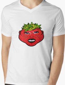 Mrs Berry Mens V-Neck T-Shirt
