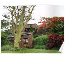 A beautiful home - Cintsa West, South Africa Poster