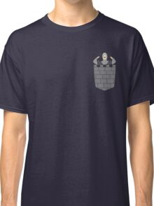 Monty Python French Taunting Guard Classic T-Shirt