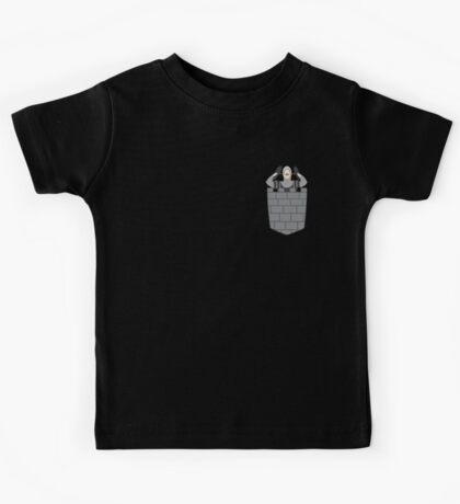 Monty Python French Taunting Guard Kids Tee