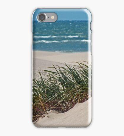 It was a hot afternoon, the last day of Dune iPhone Case/Skin