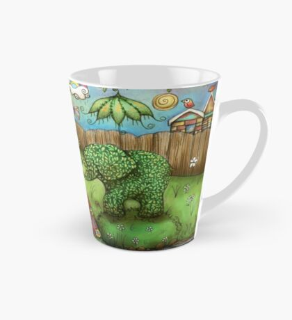 There's an Elephant in my Garden Mug