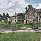Old Bedford Village by Monnie Ryan