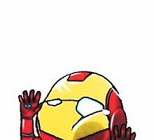 Iron man by Pretre Amelie