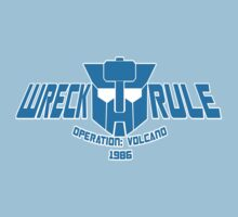 Wreckers: Operation Volcano Kids Clothes