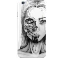 Zombie Girl iPhone Case/Skin