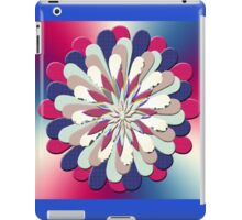 Textures and Layers iPad Case/Skin