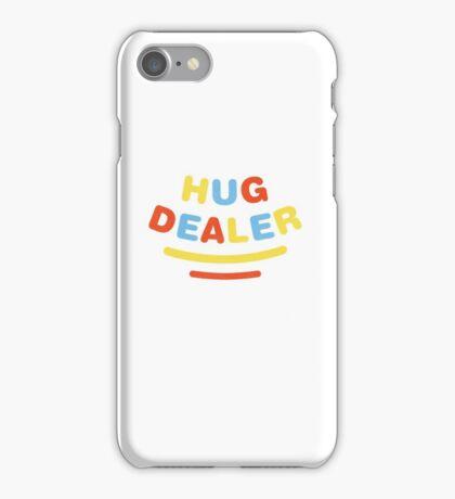 Hug Dealer iPhone Case/Skin
