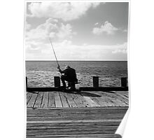 Just Fishin' Poster