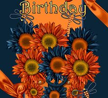 Sunshine And Smiles - Birthday Card by Moonlake