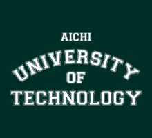 AICHI UNIVERSITY OF TECHNOLOGY by HelenCard