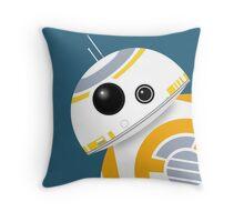 BB-8 Peekaboo Throw Pillow