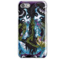 in a toxic world iPhone Case/Skin