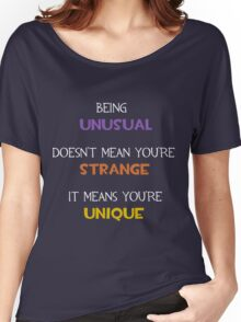 TF2 - You Are Unique Women's Relaxed Fit T-Shirt